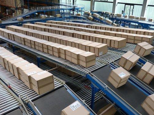 La logistique en entreprise dans l'omni canal