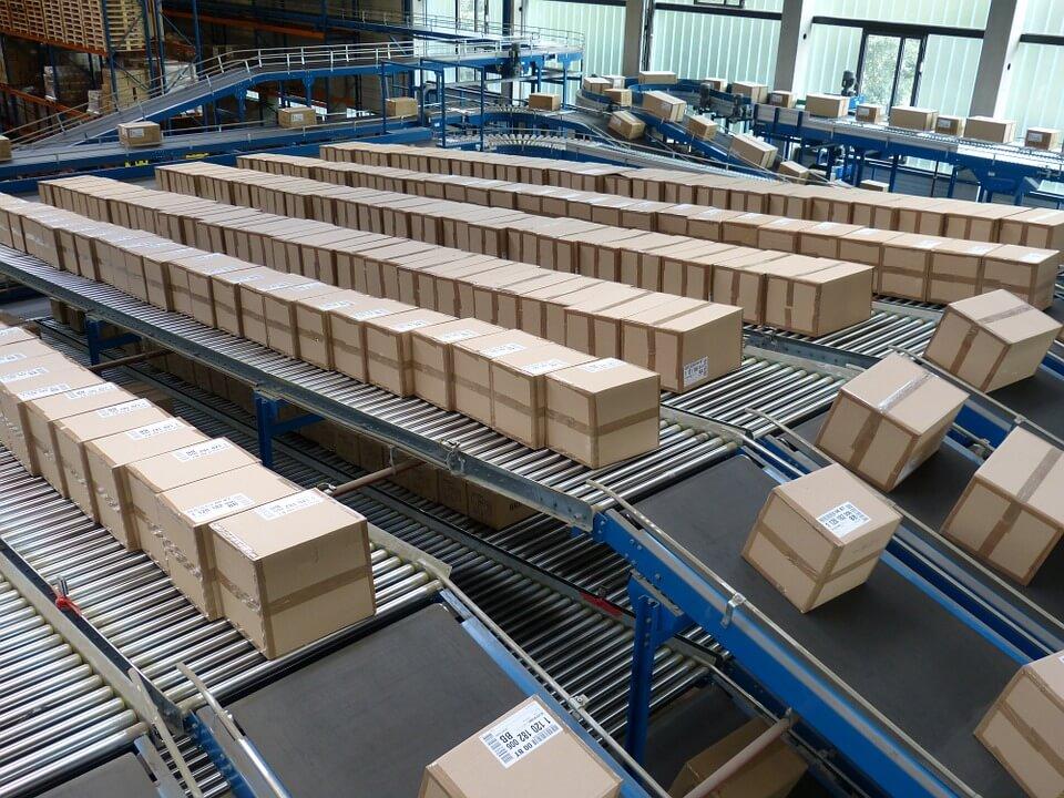 Logistique et omni-canal
