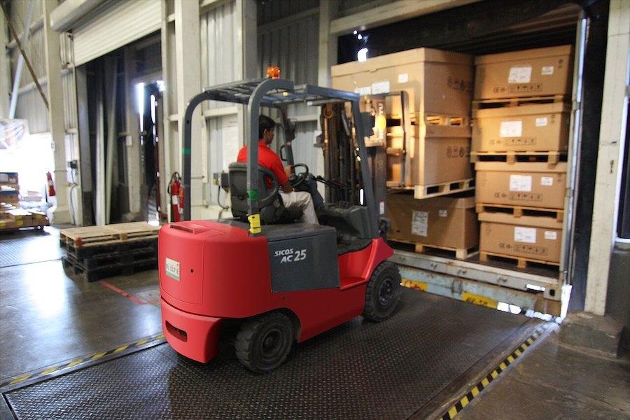 La RFID et la logistique