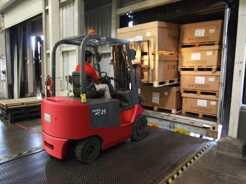 Comment s'applique la RFID au secteur de la logistique