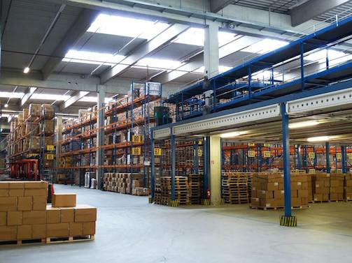 Elements optimisation logistique PME