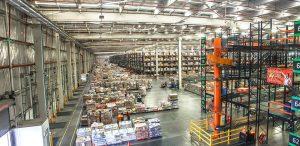 Logiciel WMS entrepot distribution