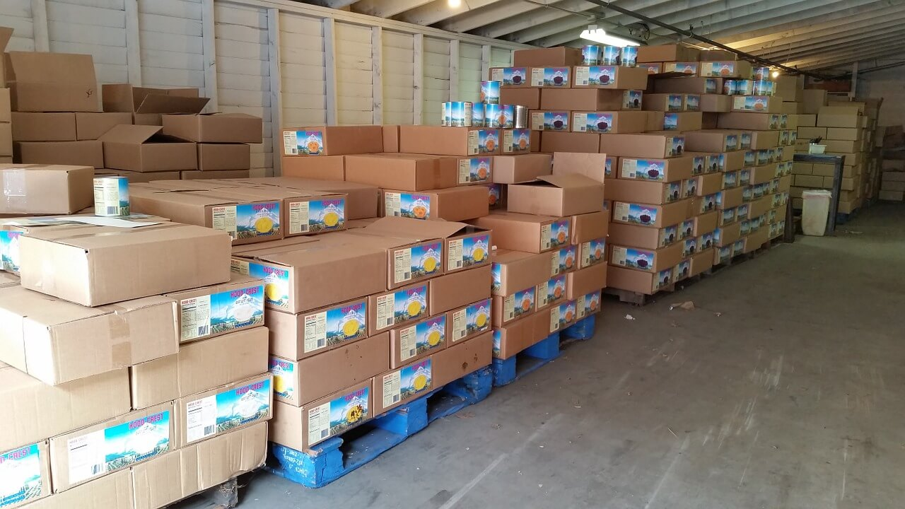 logistique vendor managed inventory