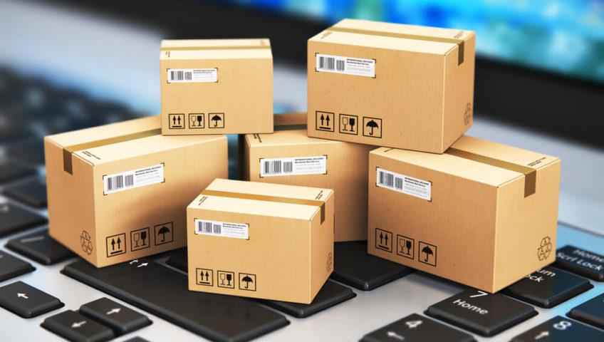 logistique commerce connecté