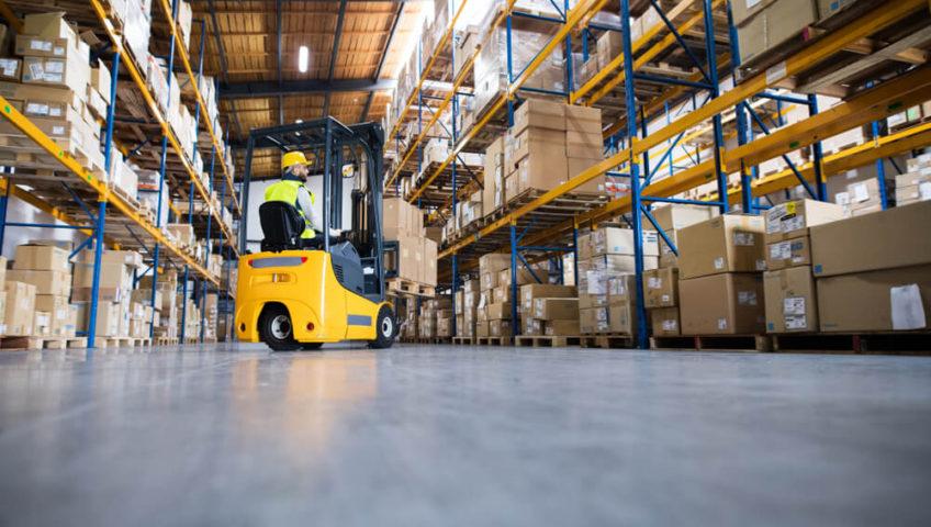 éviter les accidents en entrepôt