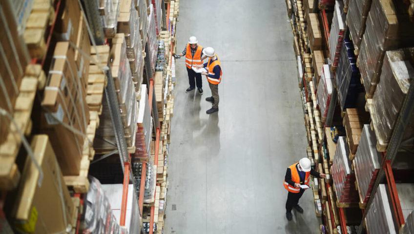logistique processus à automatiser