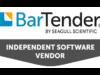 Bar Tender logo - présentation partenaire Pixi Soft