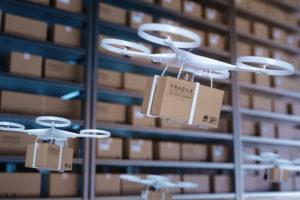La digitalisation et la logistique