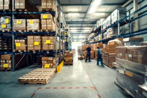 Les défis de la logistique de distribution